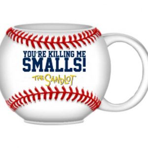 The Sandlot Smalls Molded Mug