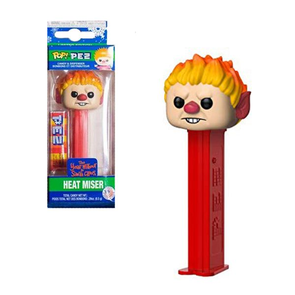 The Year Without a Santa Claus Heat Miser Funko Pez