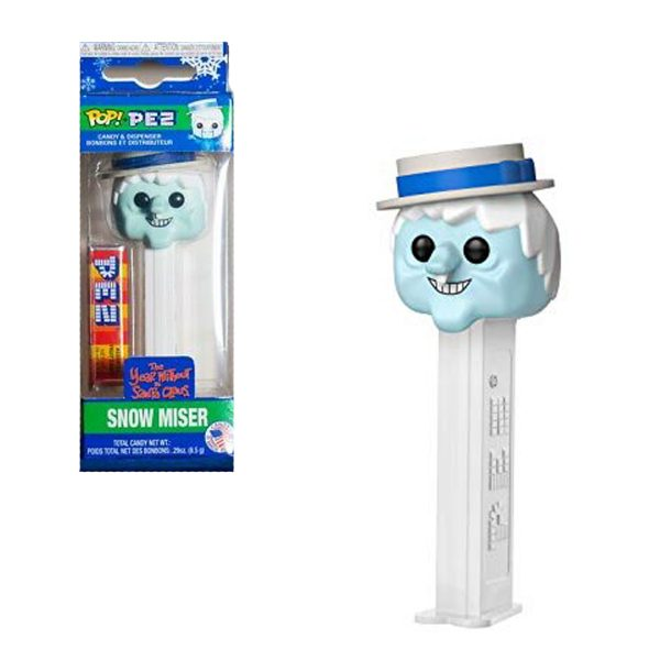 The Year Without a Santa Claus Snow Miser Funko Pez