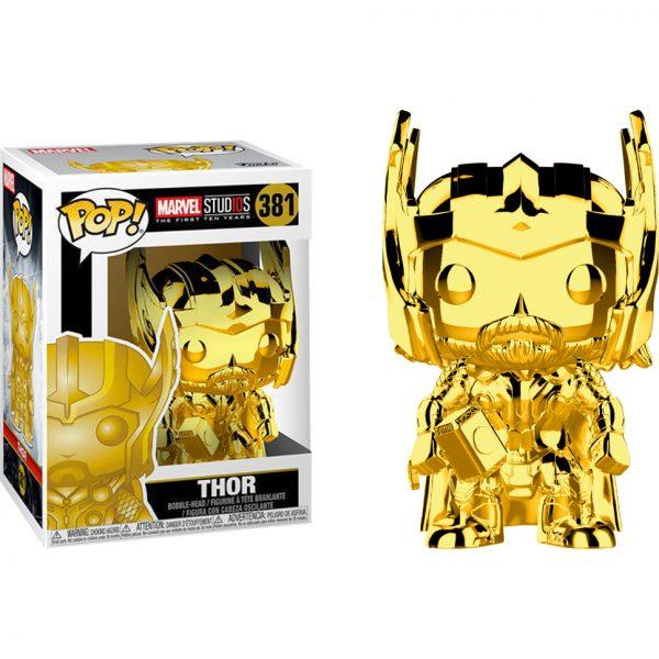 Thor Gold Funko Pop Vinyl