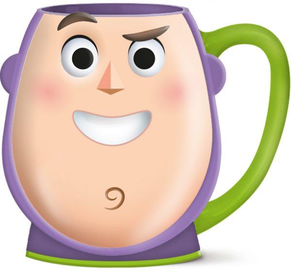 Toy Story Buzz Molded Mug