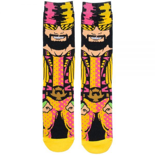 WWE Macho Man Socks