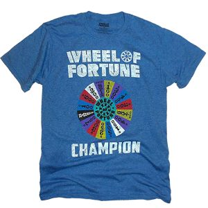 Wheel of Fortune Champion