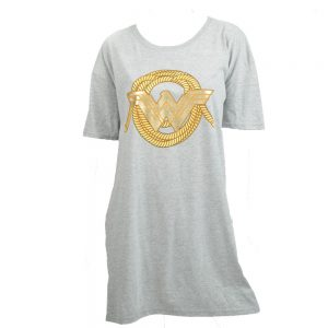 Wonder Woman Oversized Sleep Shirt