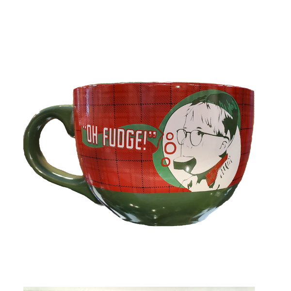 A Christmas Story Oh Fudge Soup Mug