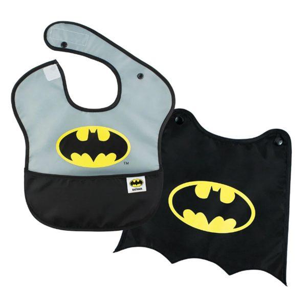 Batman Baby Bib with Cape