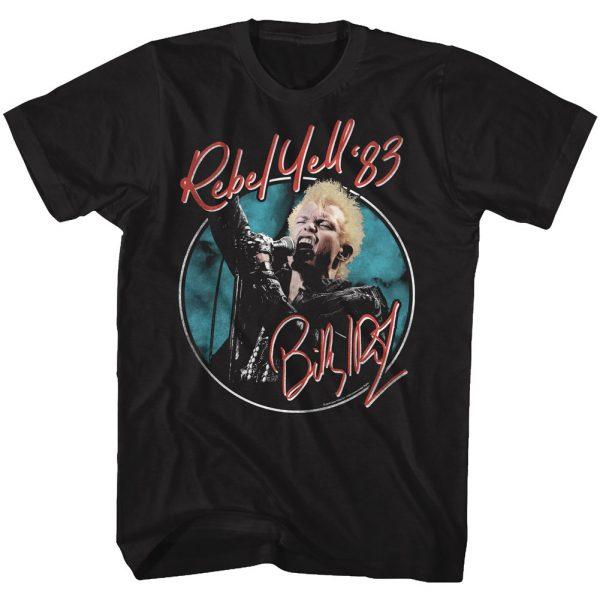 Billy Idol Rebel Yell '83