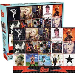 David Bowie Puzzle