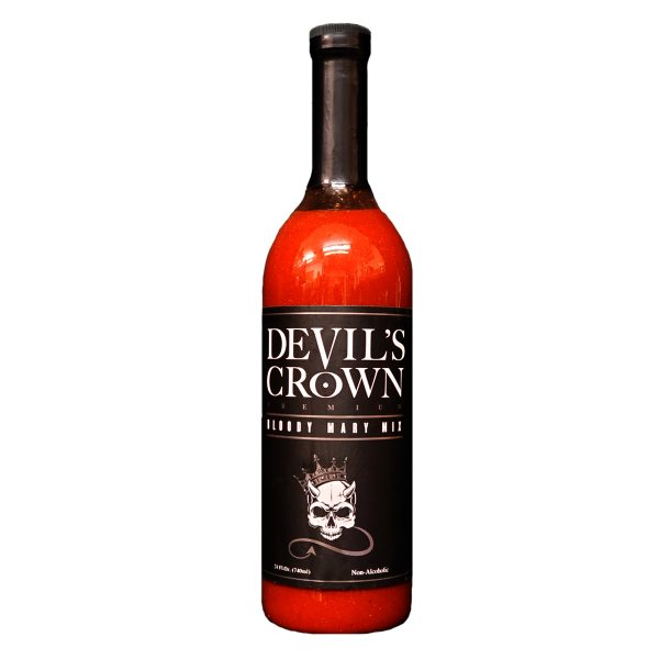 Devil's Crown Premium Bloody Mary Mix