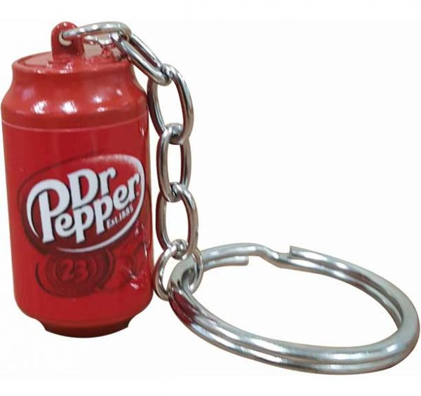 Dr.Pepper Keychain
