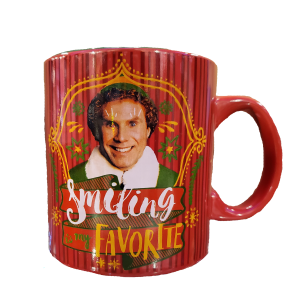Elf Smiling Favorite Mug