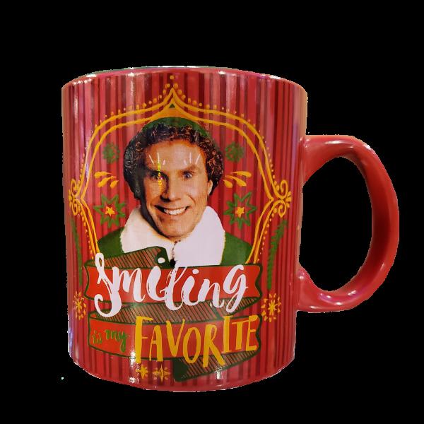Elf Smiling Favorite Mug