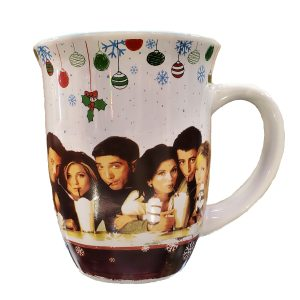 Friends Holiday Mug