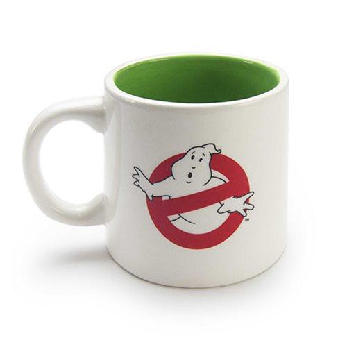 Ghostbusters Surprise Slimer Mug