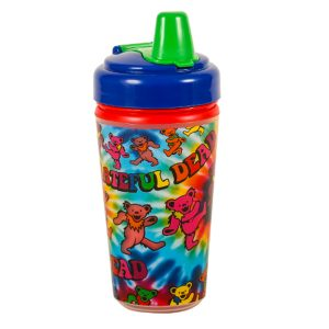 Grateful Dead Dancing Bears Sippy Cup