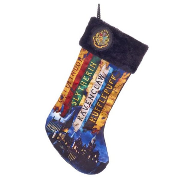 Harry Potter Crest Stocking
