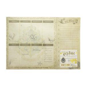 Harry Potter Desk Planner
