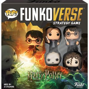 Harry Potter Funkoverse Strategy Game