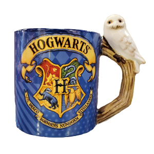 Harry Potter Hedwig Handle Mug