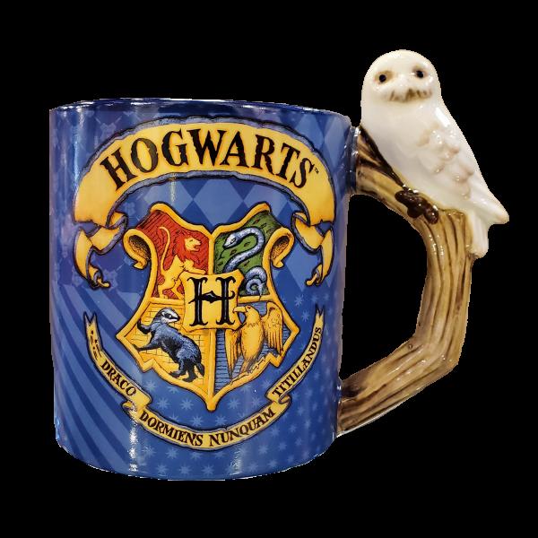 Harry Potter Hedwig Handle Mug