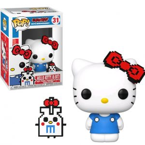 Hello Kitty 8-bit Funko Pop Vinyl