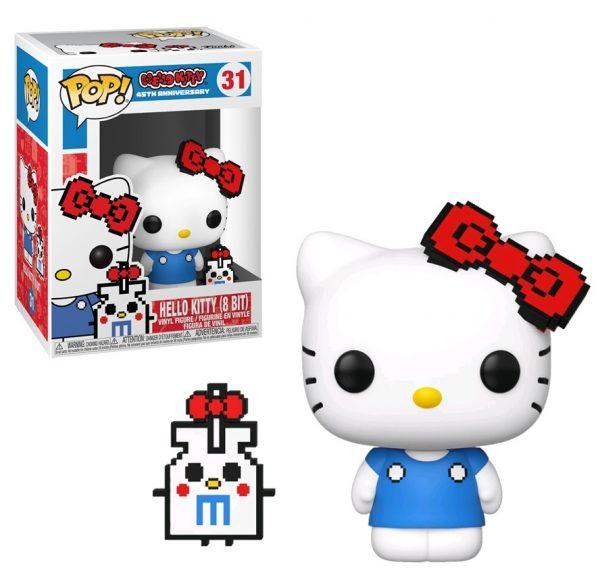Hello Kitty 8-bit Funko Pop Vinyl
