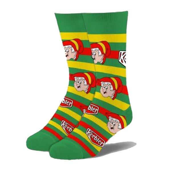 Keebler Elf Socks