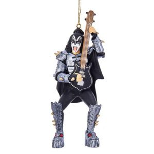 Kiss Demon Ornament
