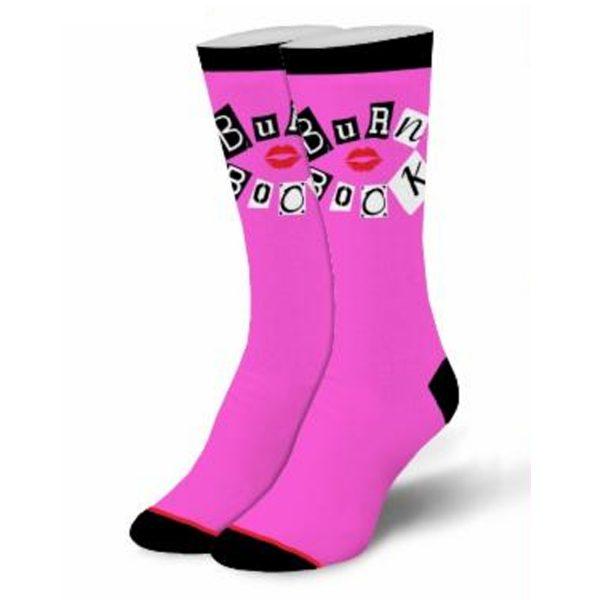 Mean Girls Burn Book Women's Socks