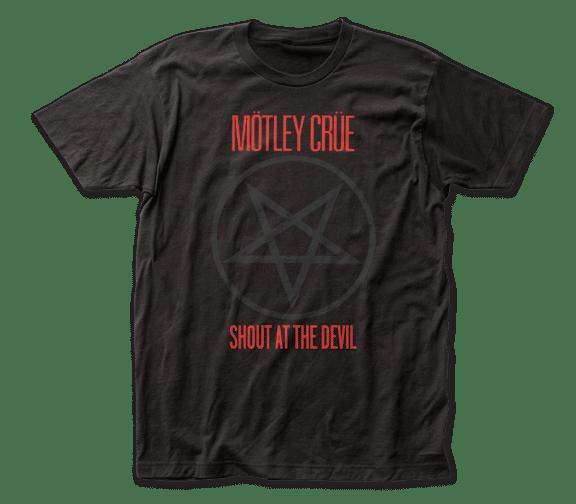 Motley Crue Shout Logo