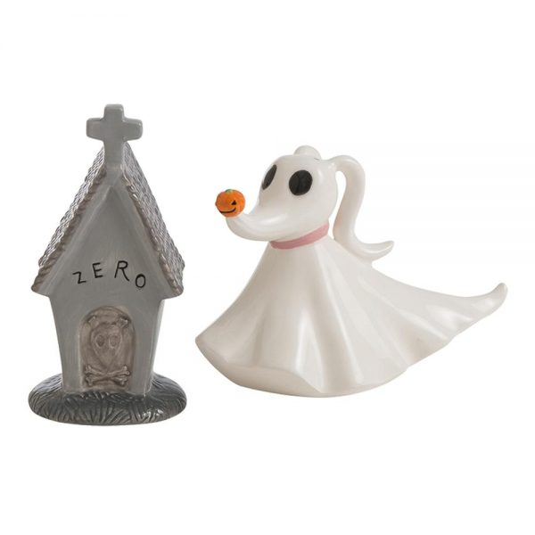 Nightmare Before Christmas Zero Salt and Pepper Shaker