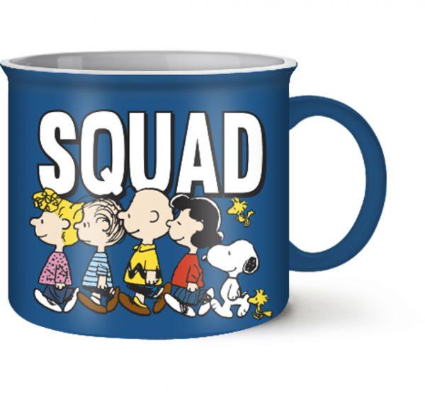 Peanuts Squad Camper Mug