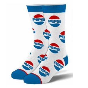 Pepsi All Over Socks