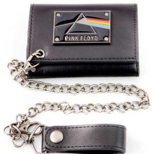 Pink Floyd Chain Wallet