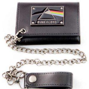 Pink Floyd Chain Wallet