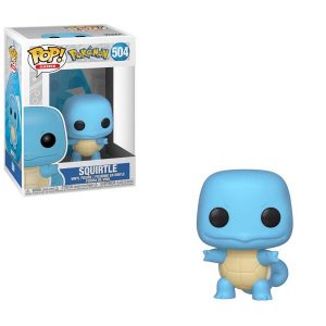 Pokemon Squirtle Funko Pop Vinyl