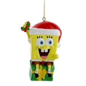 Spongebob Squarepants Gift Ornament