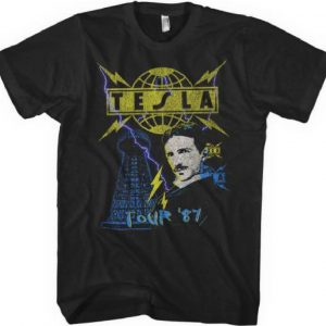 Tesla Tour '87