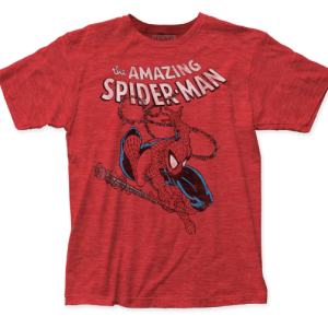 The Amazing Spiderman Swing