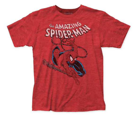 The Amazing Spiderman Swing