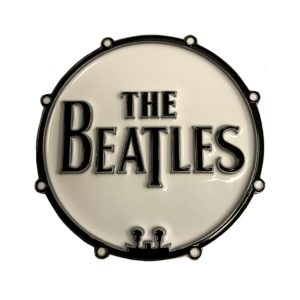 The Beatles Drum Head Bottle Opener