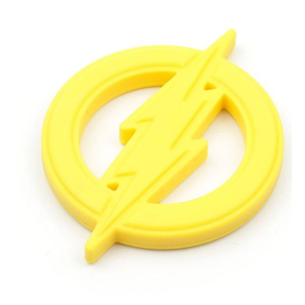 The Flash Silicone Teether