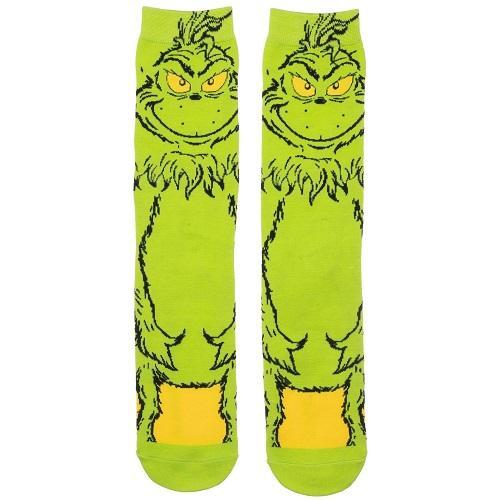 The Grinch Socks