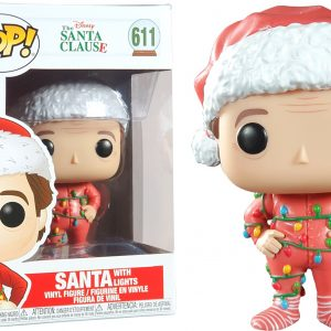 The Santa Clause Lights Funko Pop Vinyl