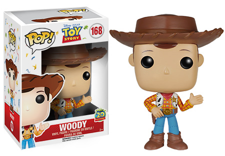 Toy Story Woody Funko Pop Vinyl