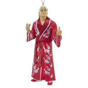 WWE Ric Flair Ornament
