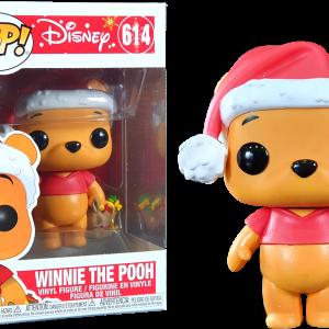 Winnie the Pooh Holiday Funko Pop Vinyl