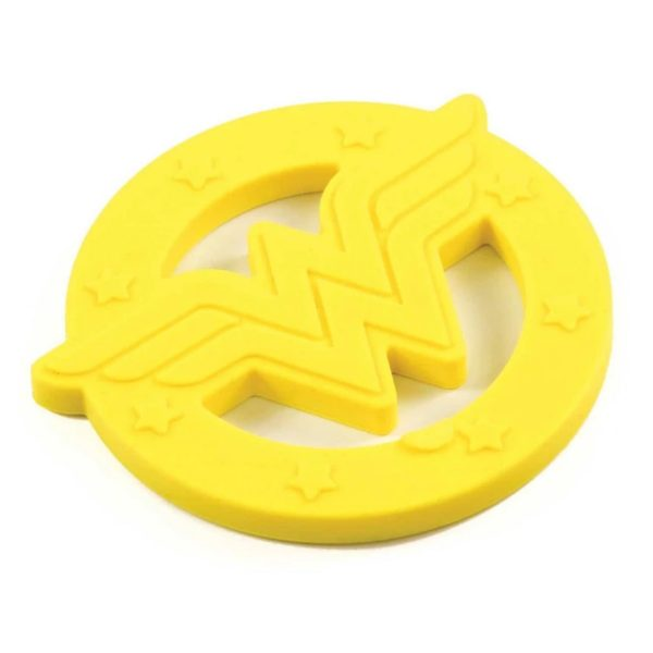 Wonder Woman Silicone Teether