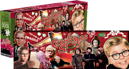 A Christmas Story 1000pc Puzzle