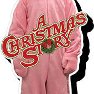 A Christmas Story Ralphie Chunky Magnet